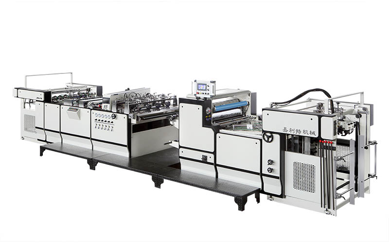 FY-B Automatic Thermal Lamination Machine with Chain Knife
