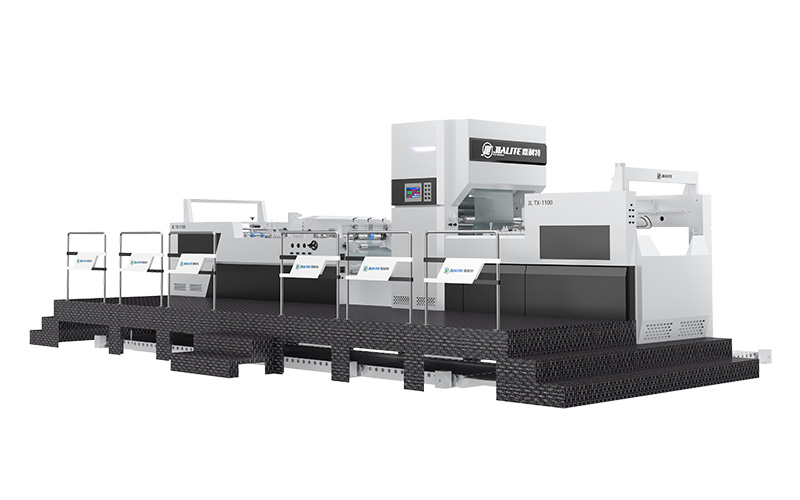 NFM-HP1080 Full Automatic Conveying Vertical Laminating Machine